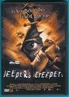 Jeepers Creepers DVD Gina Philips, Justin Long NEUWERTIG