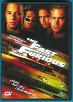 The Fast and the Furious DVD Paul Walker, Vin Diesel NEUWERT