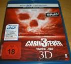 Cabin Fever 3  Patient Zero 3D Uncut  Blu-ray