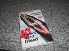 MANS BEST FRIEND UNCUT GROSSE HARTBOX AUF 50 LIMITIERT 84 XT