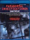 PARANORMAL INVESTIGATIONS 4 - SANATORIUM Blu-ray Mystery