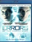 ERRORS OF THE HUMAN BODY Blu-ray - klasse SciFi Thriller