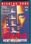 8mm - Acht Millimeter DVD Nicolas Cage NEUWERTIG