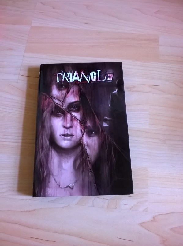 Triangle - Die Angst kommt in Wellen-Blu-ray-große Hartbox