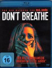 DON´T BREATHE Blu-ray - super Horror Thriller