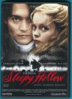 Sleepy Hollow DVD Johnny Depp Christina Ricci fast NEUWERTIG