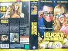 Lucky Numbers ... John Travolta, Lisa Kudrow ... VHS !!!