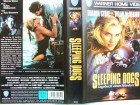 Sleeping Dogs ... Sharon Stone, Dylan McDermott ...  VHS !!!