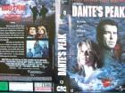 Dante´s Peak ... Pierce Brosnan, Linda Hamilton ... VHS !