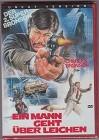Ein Mann geht über Leichen / Charles Broson UNCUT DVD