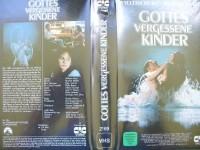 Gottes vergessene Kinder ... William Hurt  ...  VHS !!!