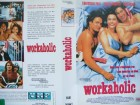 Workaholic ... Christiane Paul, Ralf Bauer ...  VHS  !!!