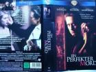 Ein perfekter Mord ... Michael Douglas ...  VHS  !!!
