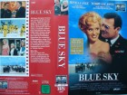 Blue Sky ... Jessica Lange, Tommy Lee Jones  ...  VHS !!