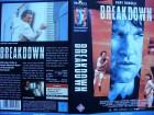 Breakdown ... Kurt Russell, J. T. Walsh ... VHS !!
