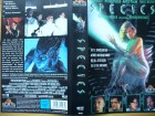Species ... Natasha Henstridge, Ben Kingsley  ...  VHS  !!!