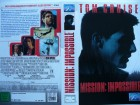 Mission : Impossible ...  Tom Cruise, Jon Voight  ... VHS !