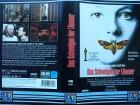 Das Schweigen der Lämmer ... Jodie Foster ...  VHS  !!!