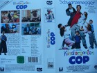 Kindergarten Cop ...  Arnold Schwarzenegger  ... VHS !!