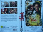 Hook ...  Robin Williams, Julia Roberts ...  VHS !!!