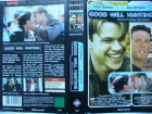 Good Will Hunting ... Matt Damon, Ben Affleck  ... VHS !!!