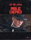 PUBLIC ENEMIES Blu-ray Steelbook - Johnny Depp Gangster Film