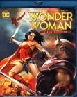 WONDER WOMAN Blu-ray - Animated Movie DC Justice League