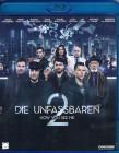 DIE UNFASSBAREN 2 Now You See Me - Blu-ray Jesse Eisenberg