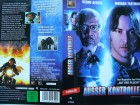 Ausser Kontrolle ... Keanu Reeves, Morgan Freeman  ... VHS