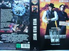 Wild Wild West ... Will Smith, Kevin Kline ..  VHS !!