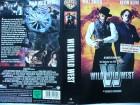 Wild Wild West ... Will Smith, Kevin Kline ..  VHS !!