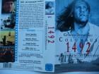 1492 Columbus ... Gerard Depardieu  ...  VHS !!!