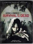 SURVIVAL OF THE DEAD Blu-ray Limited Steelbook - Romero
