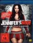 JENNIFER´S BODY Blu-ray - Megan Fox Dämonen Horror Spass