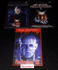 Hellraiser III - Hell on Earth DVD - Red Edition -