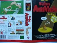 Kleines Arschloch  ...  VHS !!!