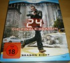 24 - The Final Season - Season 8   Blu-ray
