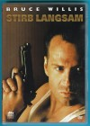 Stirb langsam - Single Edition DVD Bruce Willis s. g. Zust.