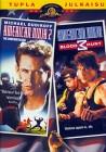 American Fighter 2+3 Doppel DVD Set Uncut deutsch (Ninja)