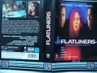 Flatliners ...  Kiefer Sutherland, Julia Roberts ..VHS  !!!