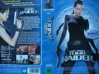 Lara Croft  - Tomb Raider ...  Angelina Jolie ...  VHS !!!