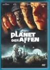 Planet der Affen (2001) DVD Mark Wahlberg Tim Roth NEUWERTIG