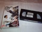 Von Killern gejagt  -VHS- Ultra Selten