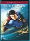Superman Returns - 2-Disc Edition DVD Brandon Routh s. g. Z.