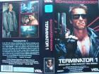 Terminator 1 ...  Arnold Schwarzenegger  ...  VHS !!!