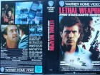 Lethal Weapon  ... Mel Gibson, Danny Glover ...  VHS !!!