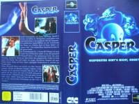 Casper - Gespenster gibt´s nicht, oder ?  ...   VHS !!!