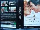 Mr. Jones ... Richard Gere, Lena Olin  ...   VHS !!!