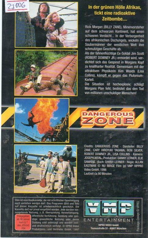 Dangerous Zone (27006)
