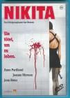 Nikita DVD Anne Parillaud, Jeanne Moreau, Jean Reno NEUWERT.